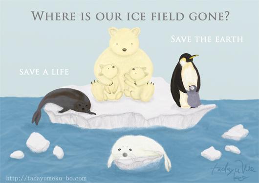 ボクたちの氷